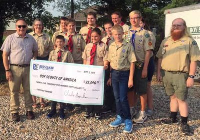 September 2019 | Boy Scouts of America