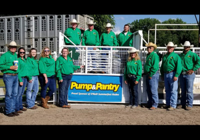 O'Neill Rodeo Team